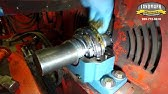 Morbark Equipment Parts - Bedrock Insert Testing - YouTube