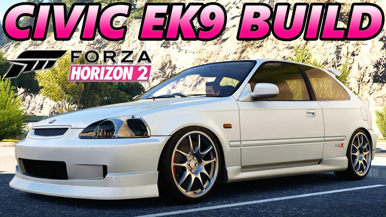 Forza Horizon 2 Custom Cars