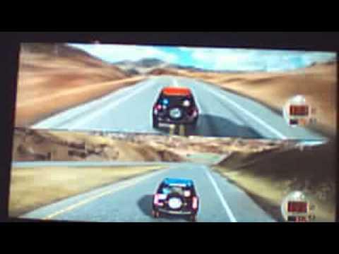 Taxi Fahrt in Nevada