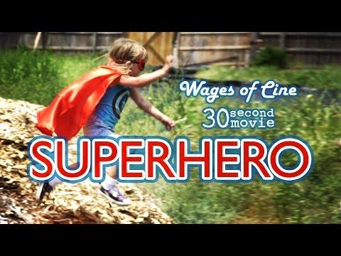 Wages of Cine - Superhero