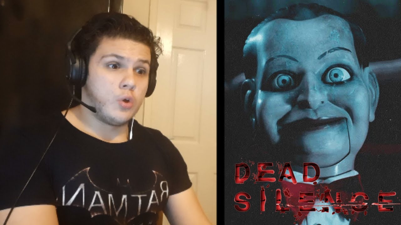 Download Watching DEAD SILENCE (2007) for the FIRST TIME!! (HORROR MOVIE REACTION)