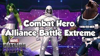 [Marvel Future Fight] Combat Hero Alliance Battle Extreme