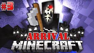 GEISTERHÖHLE - Minecraft Arrival #003 [Deutsch/HD]