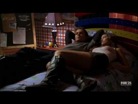 """John/Cameron Bedroom Scene"""