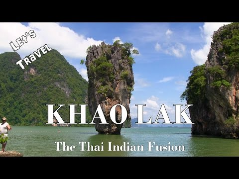 Let's Travel: Khao Lak - The Thai Indian Fusion [Deutsch] [English Subtitles]