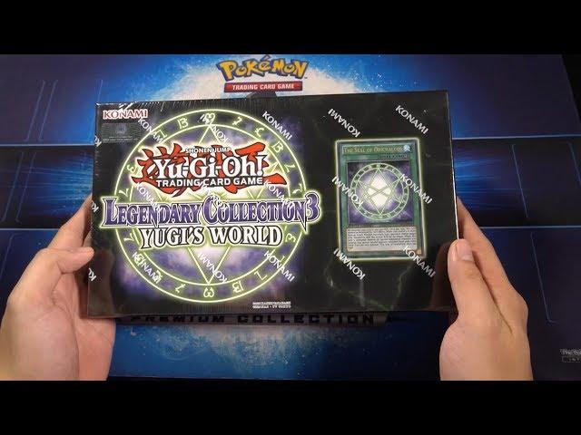 [Mở hộp dùm bạn] Legendary Collection 3: Yugi's World | Xui ghê gớm | M2DA | Trần Vũ Nghi