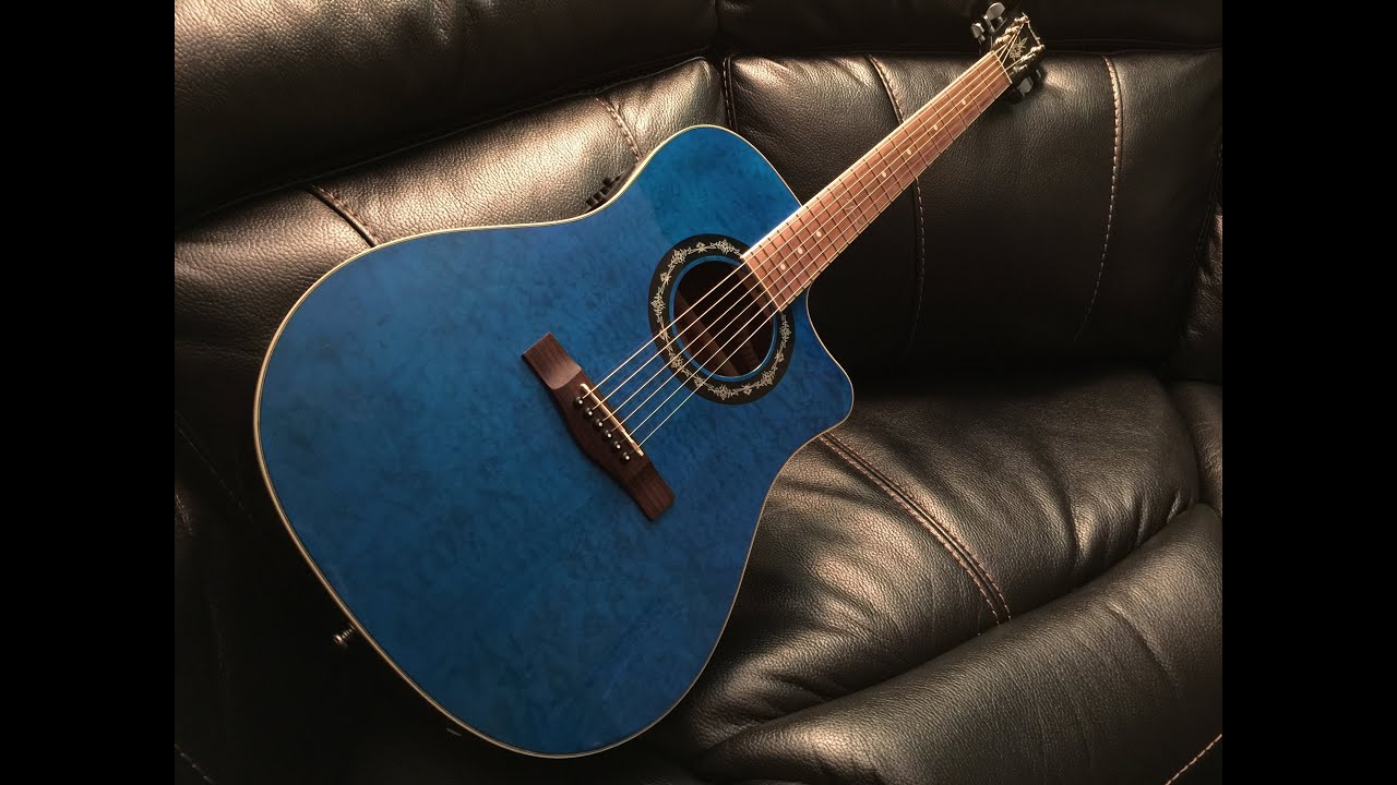 Fender T Bucket 300 CE Acoustic Guitar