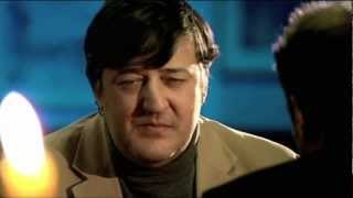 Stephen Fry Amazed By Card Trick - Trick of the Mind