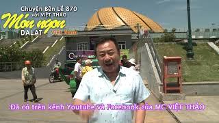 MÓN NGON ĐÀ LẠT (Part 1)- Bò KOBE- 1' giới thiệu với  MC VIỆT THẢO.