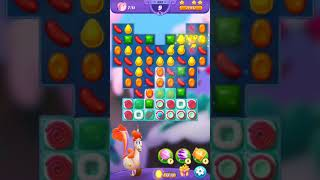 Candy Crush Friends Saga Level 392 - NO BOOSTERS