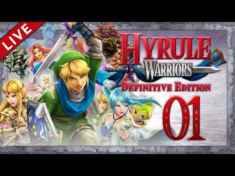 HYRULE WARRIORS: DEFINITIV EDITION #1: Zurück aufs Schlachtfeld! [1080p] ★ Let's Play