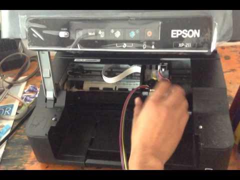 Instalacion Sistema Continuo Epson Xp211 Tintacontinua Doovi
