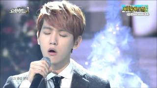 [720p] 131220 EXO Miracles in December 12월의 기적