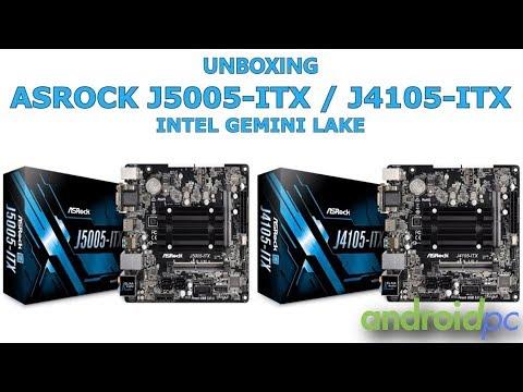 REVIEW: ASRock J5005-ITX y J4105-ITX, placas pasivas Intel Gemini