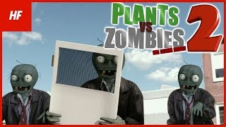 Plants VS Zombies IN REAL LIFE 2 (FAN MADE) (by HETHFILMS)