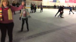 Belfast Dundonald Ice Bowl, 31.12.15!😍