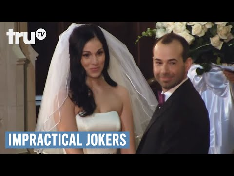 Impractical Jokers  The Wedding Of The Century Punishment  truTV