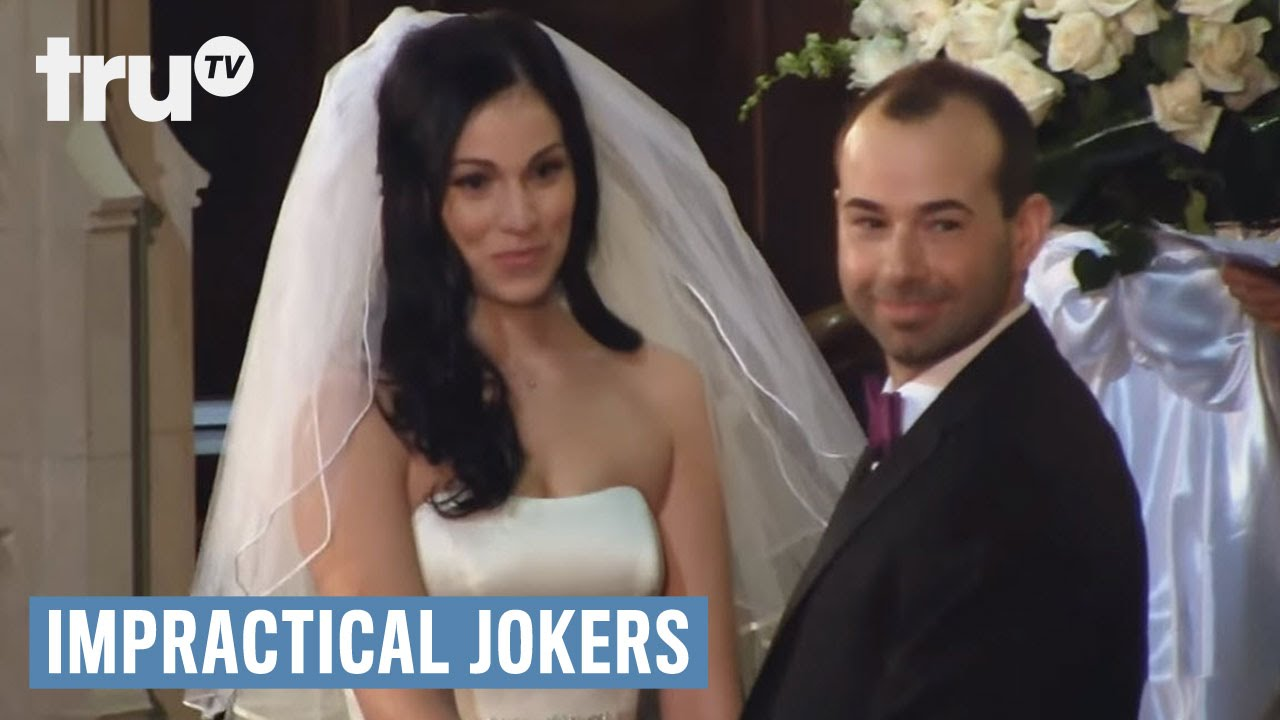 impractical jokers wedding speech punishment