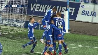 HJK TV: HJK vs FC Lahti 3-2 (2-0) (rp 4-1)