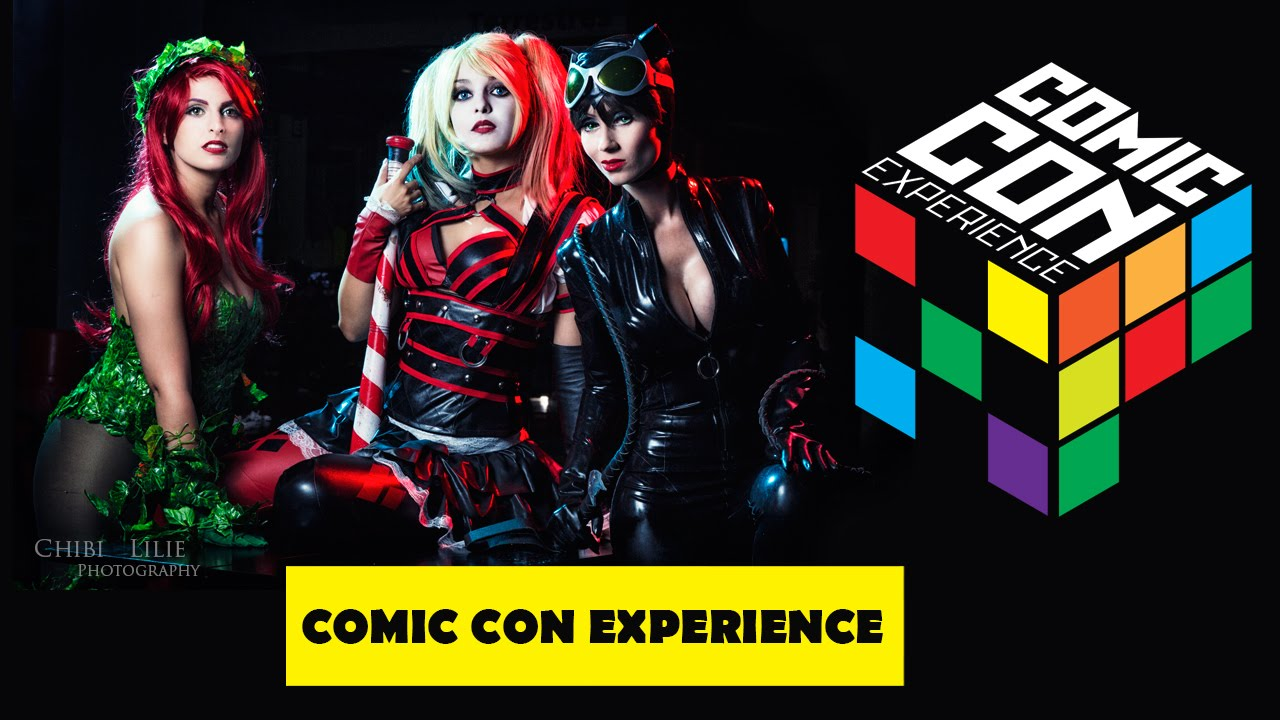 Comic Con Experience (CCXP) 20...