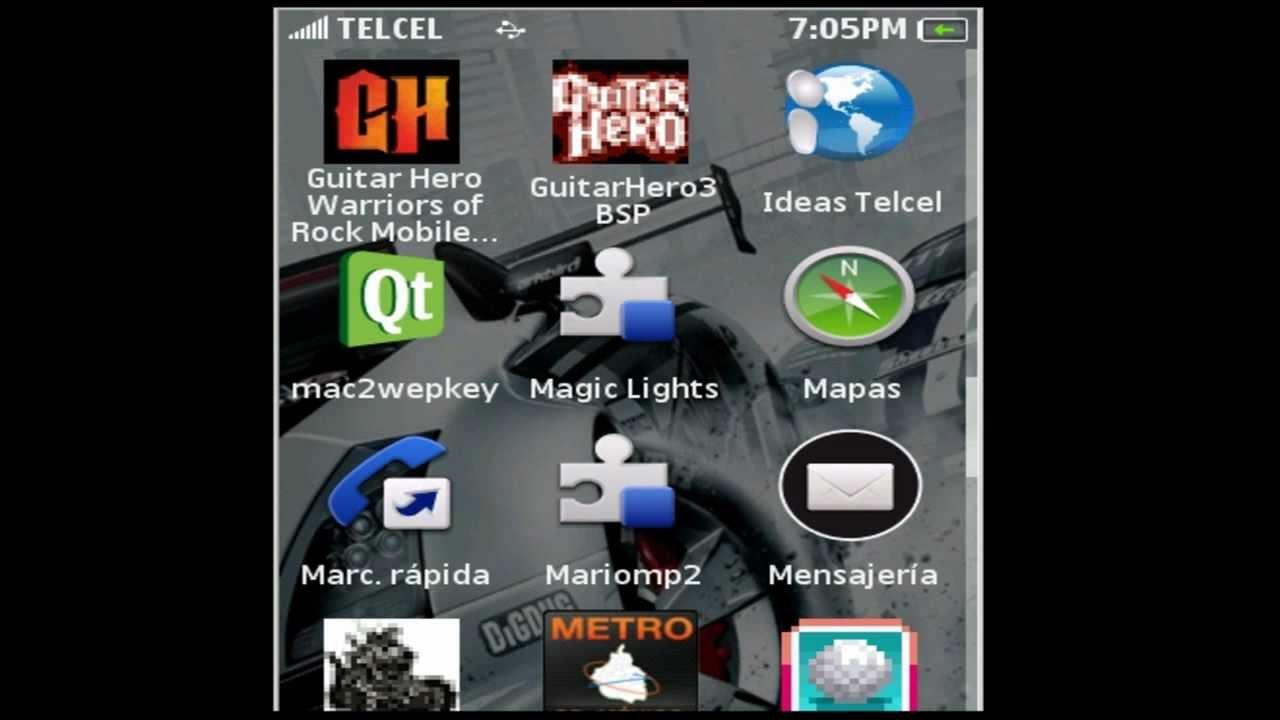 barbelo y mac2wepkey para symbian