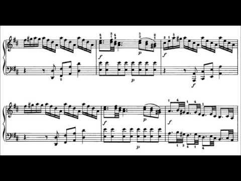 Sonata in D Major, K. 284