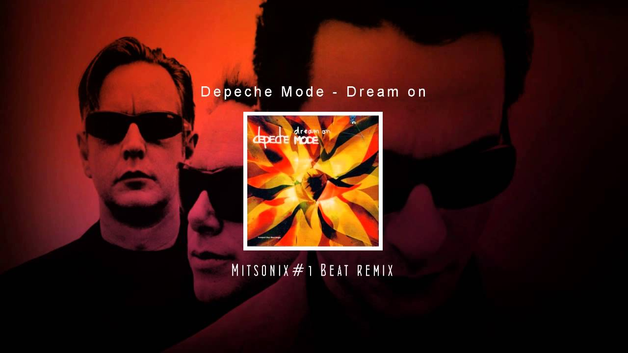 depeche mode dream on instrumental cover