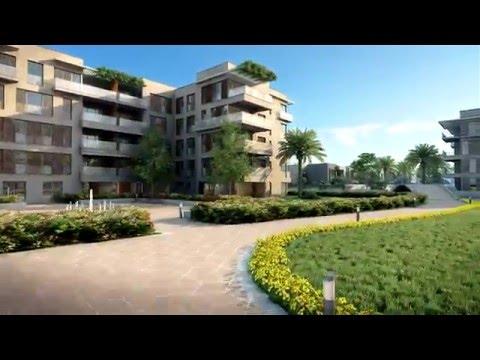 Taj City - Premium Cairo Residences - Architectural CGI fly-through