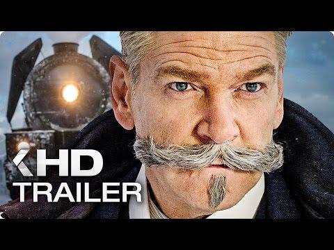 трейлер 2017 - MURDER ON THE ORIENT EXPRESS Trailer (2017)