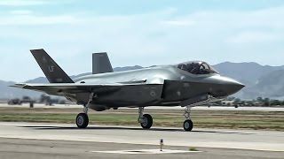 First F-35 Strike Fighters Join The 62nd Fighter Squadron