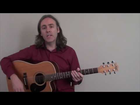 Open String Guitar Soloing Part 3: How To Play Fast Solos On Acoustic Guitar