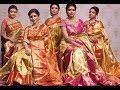 Bridal Tissue Kanchipuram Silk Sarees Unboxing Videos