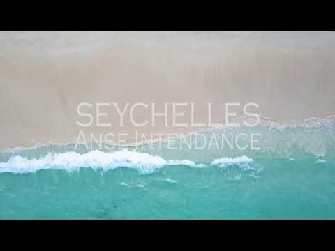 Seychelles - 4K Drone | Intendance beach | Mahe | DJI Mavic Pro