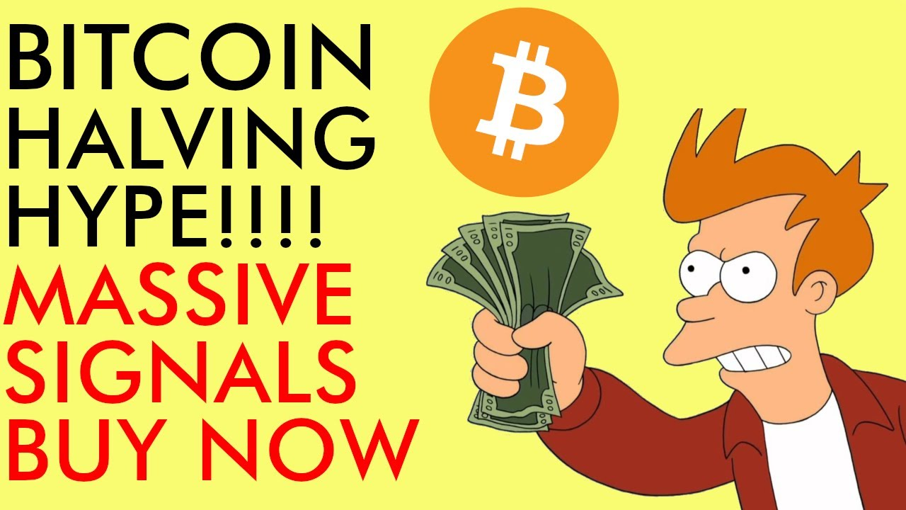 Bitcoin 2020 Halving Hype Builds As MASSIVE BUY SIGNAL Flashes