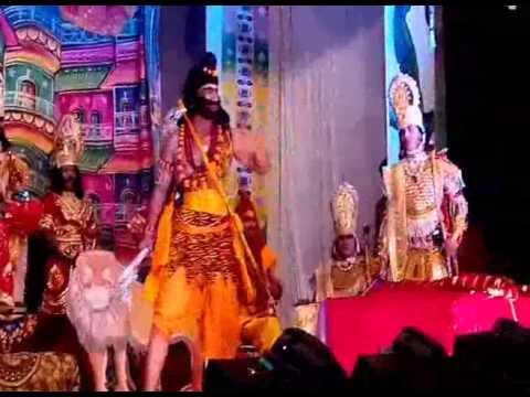Ramlila - Laxman Parshuram Samvad