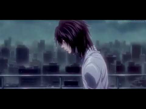 1 HOUR OF PURE THINKING! chill/relax death note ost compilation [rainy mood]