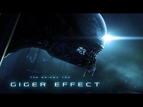 Industrial Metal - Giger Effect