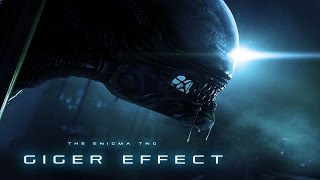 The Enigma TNG - Giger Effect