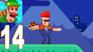 Video Bowmasters - Fernando Gameplay Walkthrough  Part 14 (iOs, android) download MP3, 3GP, MP4, WEBM, AVI, FLV Januari 2018