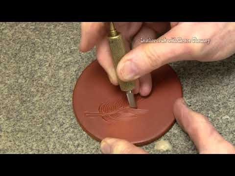FEATHER CARVING