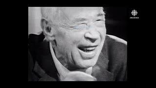 En 1970, Henry Miller raconte sa vie d'écrivain et les aléas de son existence
