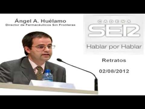 Farmacéuticos Sin Fronteras: Ángel Huélamo