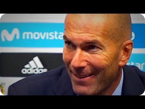 Zidane Se Burla del Barcelona y de Piqué