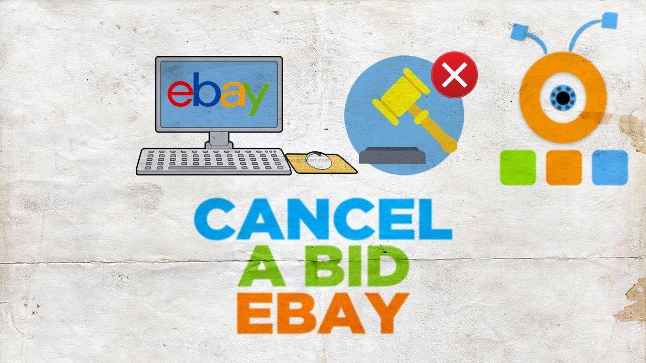 How To Unbid On Ebay 2020 How To Cancel A Bid On Ebay 2020 Youtube