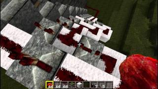 Как построить лестницу на чердак [Уроки по Minecraft]