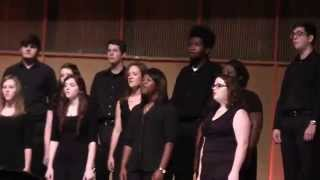 Louisiana College Chorale - Little David, Play Your Harp