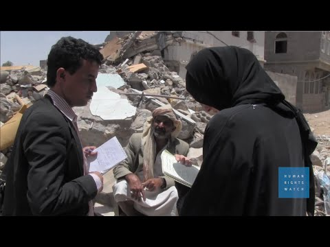 Yemen: Unlawful Airstrikes Kill Dozens of Civilians