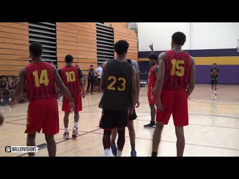 Ethan Anderson VS Wayne Arnold BATTLE OF LA SCHOOLS! Fairfax VS Dominguez