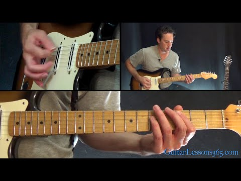 The Number of the Beast Guitar Lesson (Chords/Rhythms) - Iron Maiden mp3