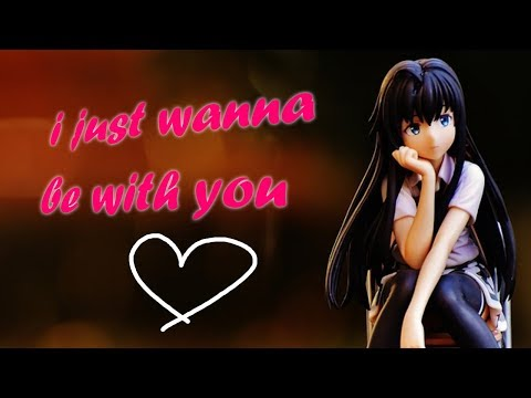 I Just Wanna Be With You 💘 - Cadmium - Be With You (Lyrics Video)
